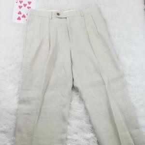 Brooks Brothers Mens Dress Pants Trousers W32 L30